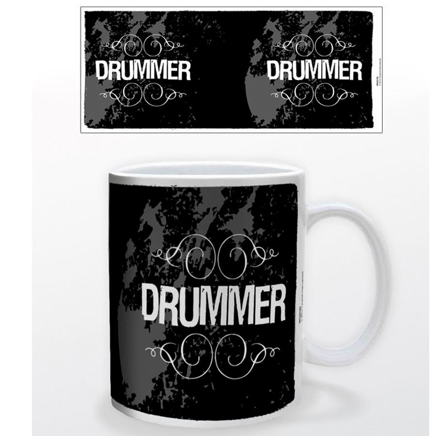 Drummer-Mug