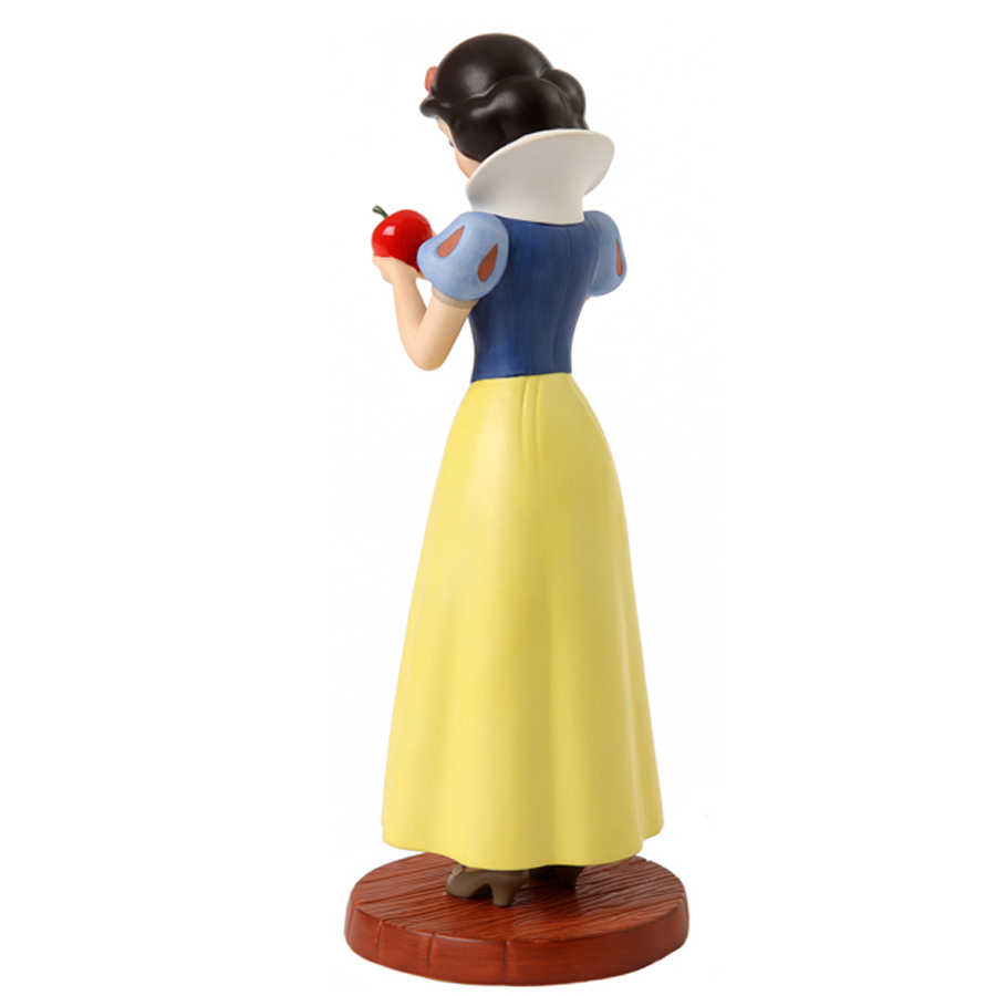 Snow-White-with-Apple-back-view