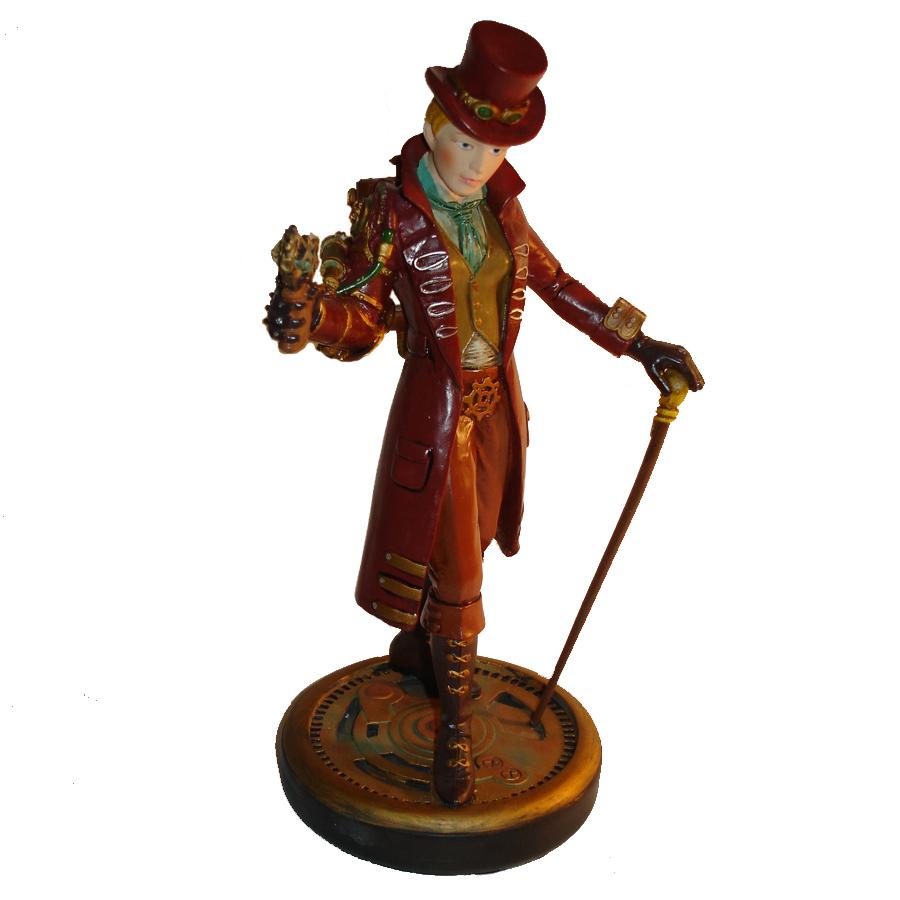 Steampunk-Girl-Figurine-Angle-View