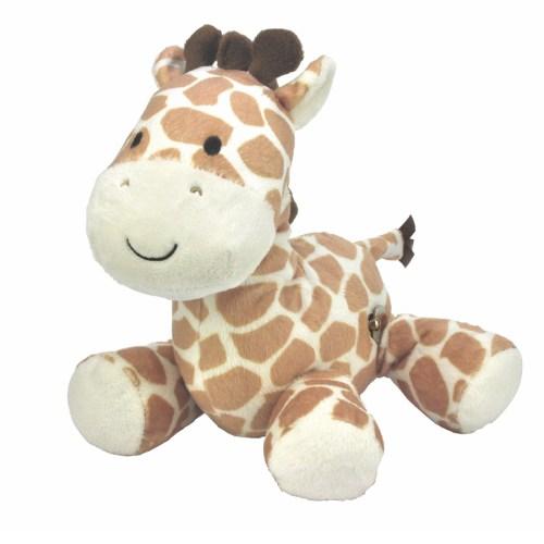 Giraffe-musical-waggy-plush