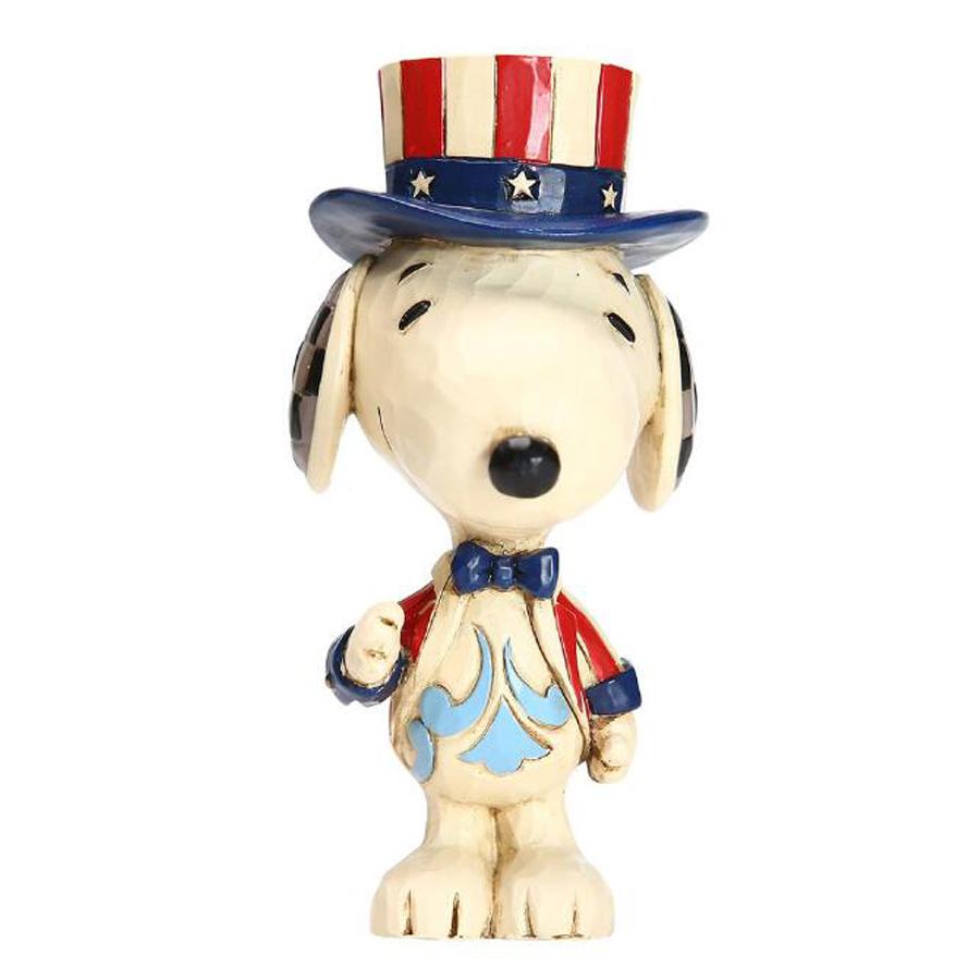 Mini-Snoopy-Patriotic-by-Jim-Shore