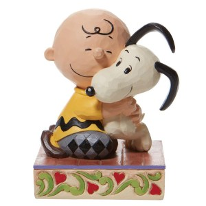 Charlie-Hugs-Snoopy-by-Jim-Shore