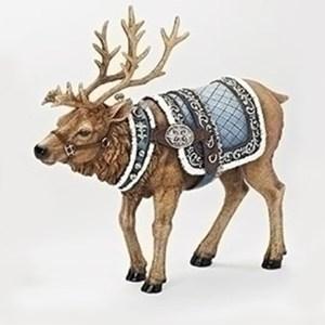 Blue-Reindeer-head-up