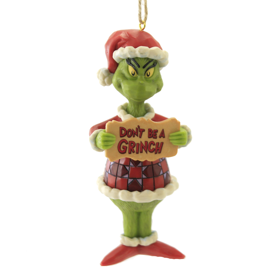 Don't-Be-A-Grinch-ornament-front