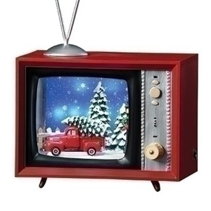 Red-Truck-TV-close-up