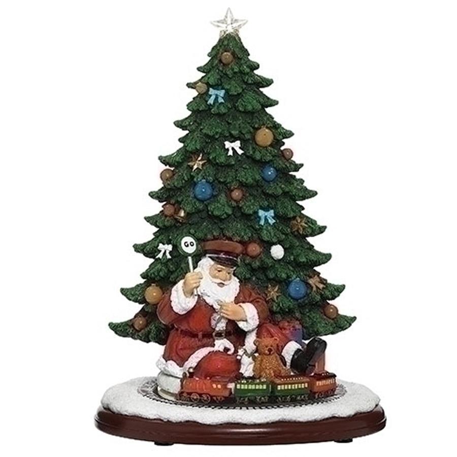 Santa-Tree-and-Train