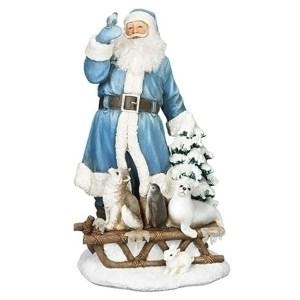 Blue-Santa-Animals-Sleigh