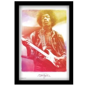 Hendrix-Legendary-framed-print