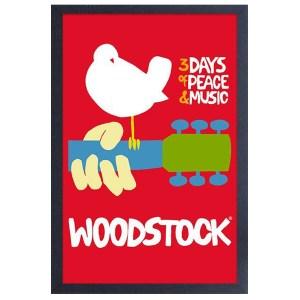 Woodstock-Framed-Print
