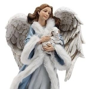 Angel-Blue-Robe-Lamb-close-up