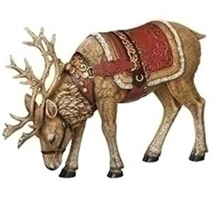 Red-Reindeer-head-down