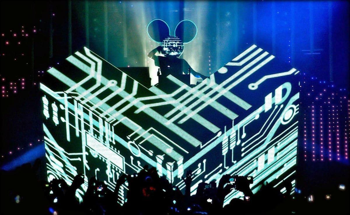 Deadmau5 Wallpaper Hd Deadmau5 Reveals 16 City Cube V3 Tour Across North