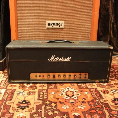small resolution of vintage 1969 marshall jmp super lead plexi 100w valve amplifier