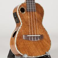 Riptide Ukulele, Concert Mahogany Acoustic-Electric EUC-5NG