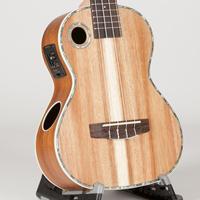 Riptide Ukulele, Tenor Acacia Acoustic-Electric EUT-11NS