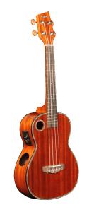 Riptide Ukulele, Tenor Mahogany Acoustic-Electric EUT-5NG