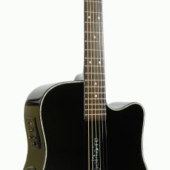 Boulder Creek Guitar, Solitaire Cutaway Spruce ECR1B-L