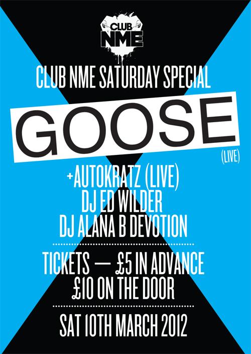Goose & autocratz