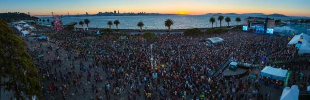 Treasure Island Muesic Festival 2013