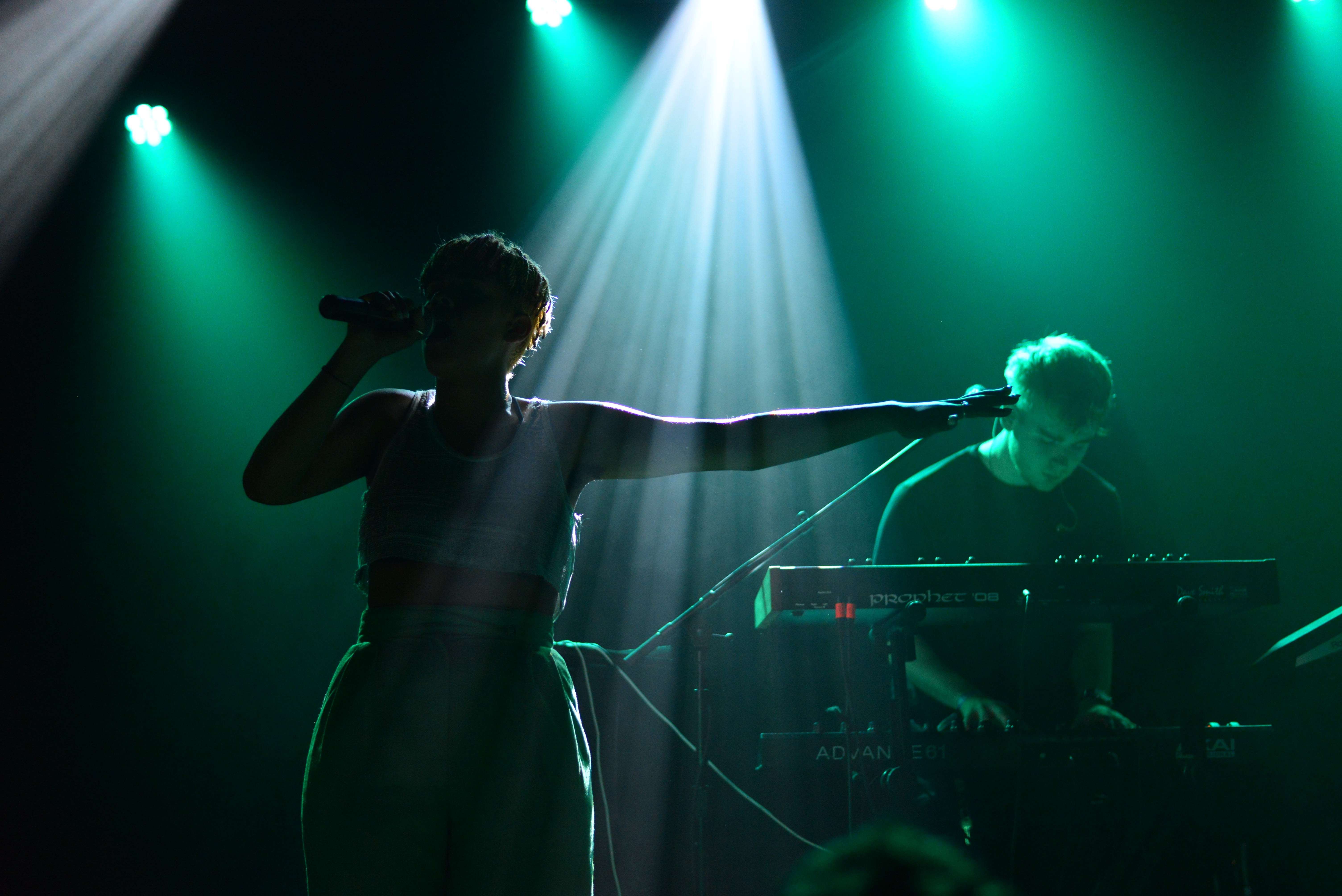 [Event Review] Mura Masa, NAO and Bonzai @ The Independent ...  [Event Review] ...