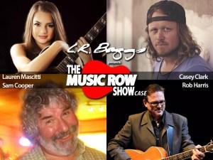 Showcase with Lauren Mascitti, Casey Clark, Sam Cooper and Rob Harris