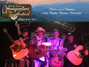 Smoky Mtn Songwriters Festival AFTER PARTY
