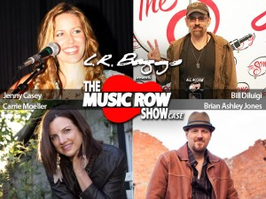 Showcase with Jenny Casey, Bill Diluigi, Brian Ashley Jones & Carrie Moeller