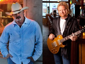 Guests Bernie Nelson & Lee Roy Parnell