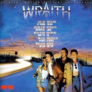 The Wraith - Original Soundtrack (EXPANDED EDITION) (1986) CD 8