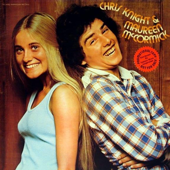 Chris knight & Maureen McCormick - Chris knight & Maureen McCormick (1973) CD 6