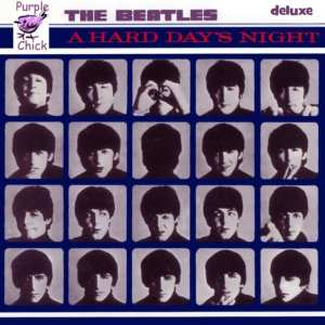 The Beatles - A Hard Day's Night Deluxe Edition (Purple Chick) (1964) 3 CD SET 8