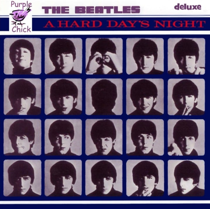 The Beatles - A Hard Day's Night Deluxe Edition (Purple Chick) (1964) 3 CD SET 10