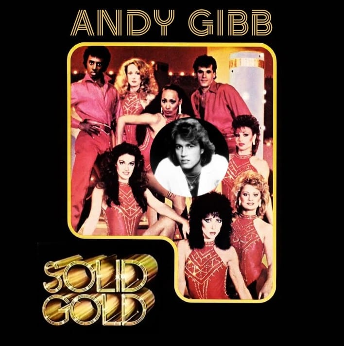 Andy Gibb - Solid Gold (LIVE PERFORMANCES) (2020) CD 8
