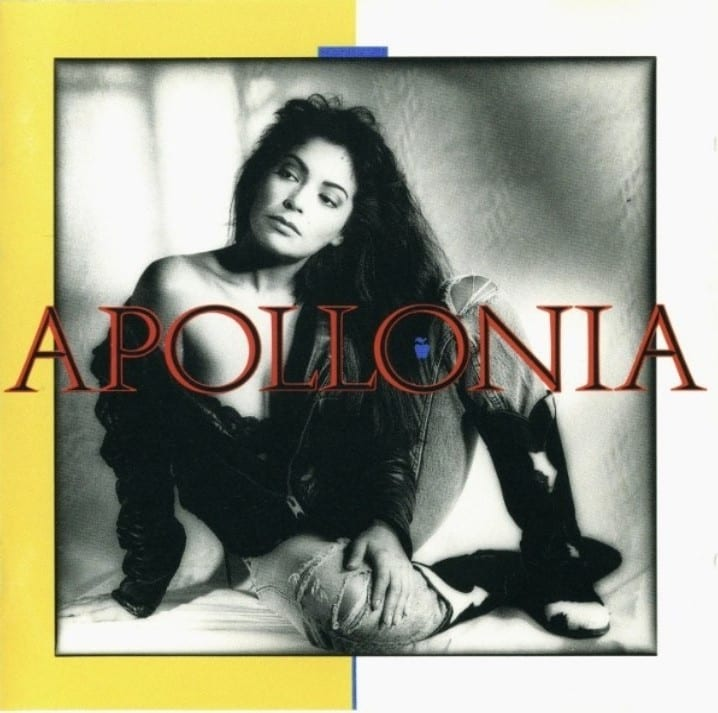 Apollonia - Apollonia (EXPANDED EDITION) (1988) CD 7