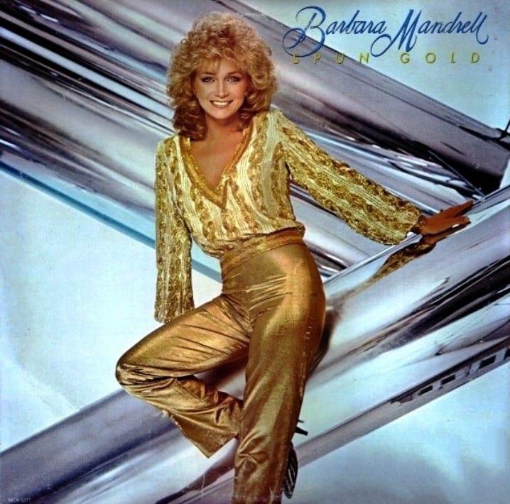 Barbara Mandrell - Spun Gold (1983) CD 9