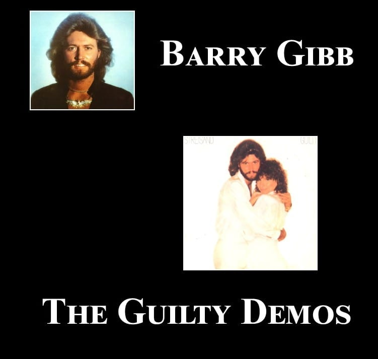 Barry Gibb - The Guilty Demos (1980) CD 9