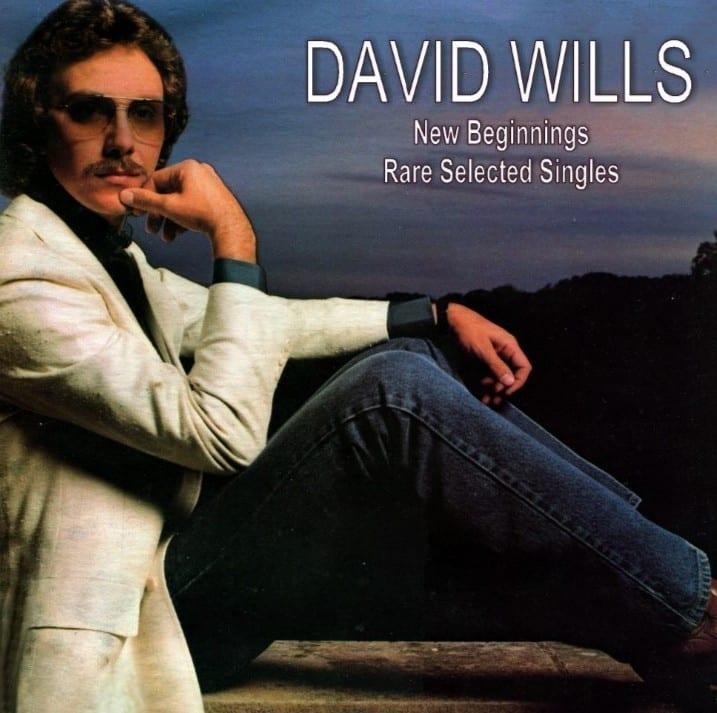 David Wills / The Judds - New Beginnings (PROMO) (1984) CD 9