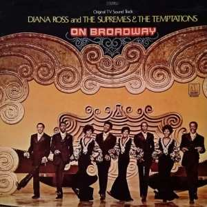 Diana Ross And The Supremes & The Temptations - On Broadway (1969) CD 5