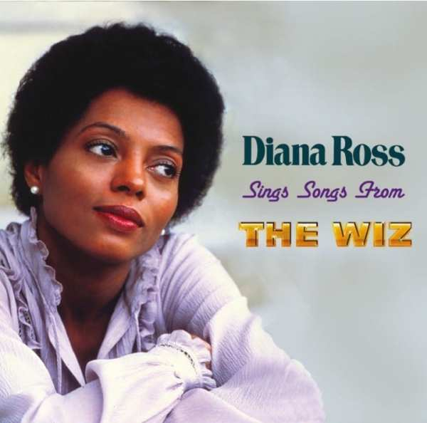 Diana Ross - Diana Ross Sings Songs From The Wiz (1979) CD 1
