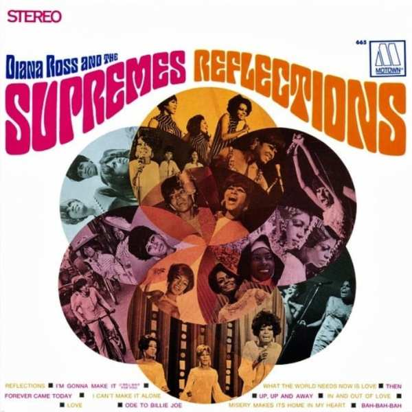 Diana Ross & The Supremes - Reflections (EXPANDED EDITION) (1968  2019) CD 1