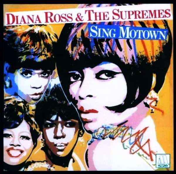 Diana Ross & The Supremes - Sing Motown (EXPANDED EDITION) (2005) CD 1