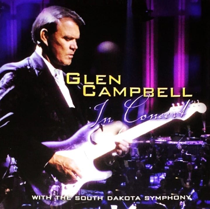 Stan Capps And His Piano Feat. Glen Campbell - Guitar Gold (1968) CD 9