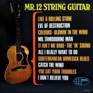 Glen Campbell - Mr. 12 String Guitar (1965) CD 49