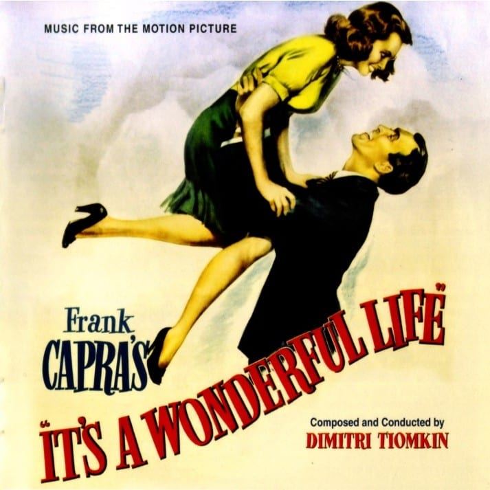 It's A Wonderful Life - Original Score (1946) CD 6