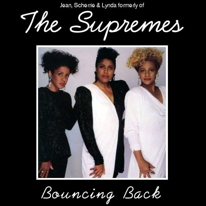 Jean, Scherrie & Lynda Formerly of The Supremes - Bouncing Back (EXPANDED EDITION) (1991) CD 6