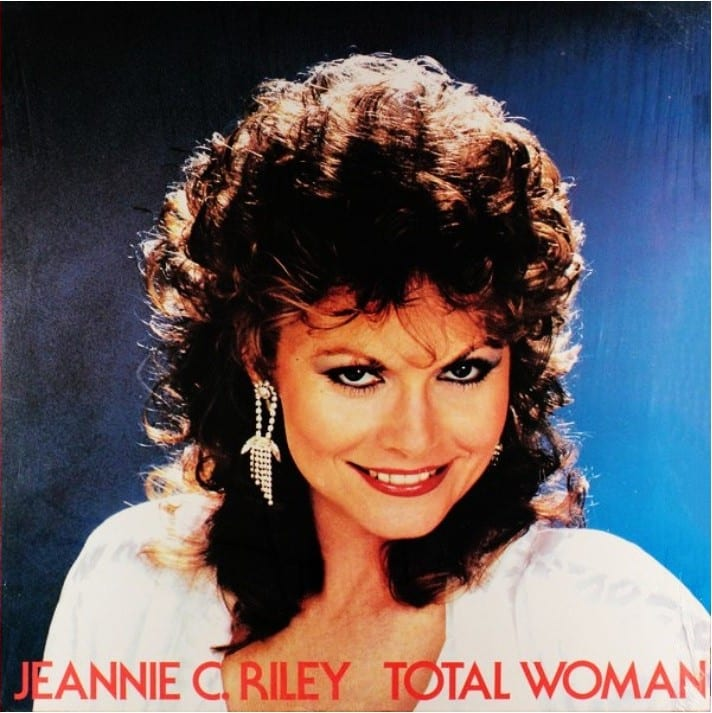Jeannie C. Riley - Total Woman (1984) CD 9