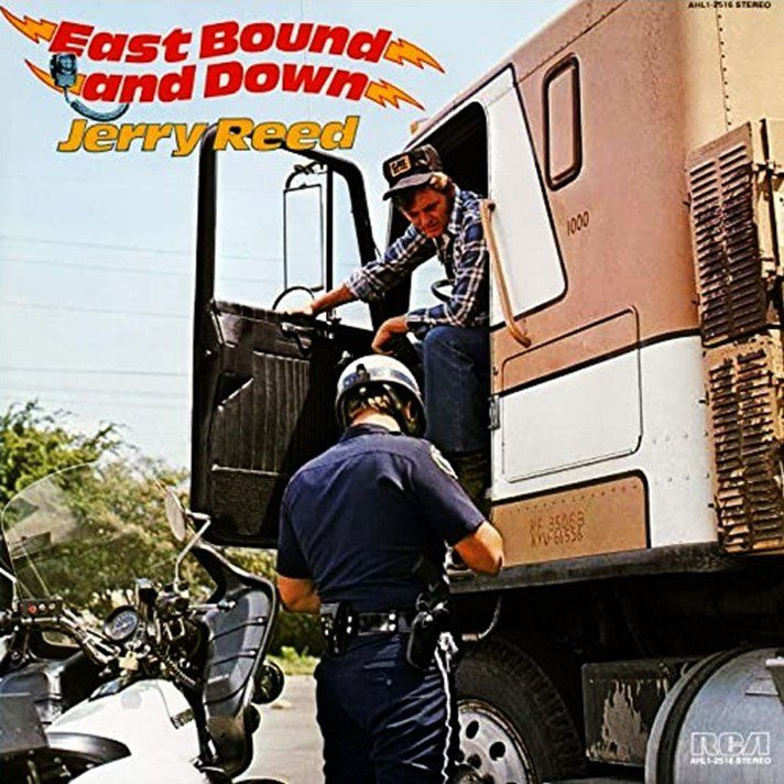 Jerry Reed - East Bound And Down (EXPANDED EDITION (1977) CD