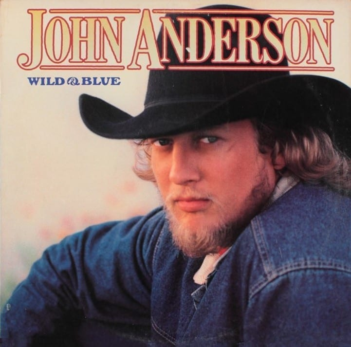 John Anderson - Wild And Blue (1990) CD 11