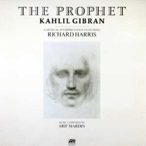 Kahlil Gibran Feat. Richard Harris - The Prophet (1974) CD 4