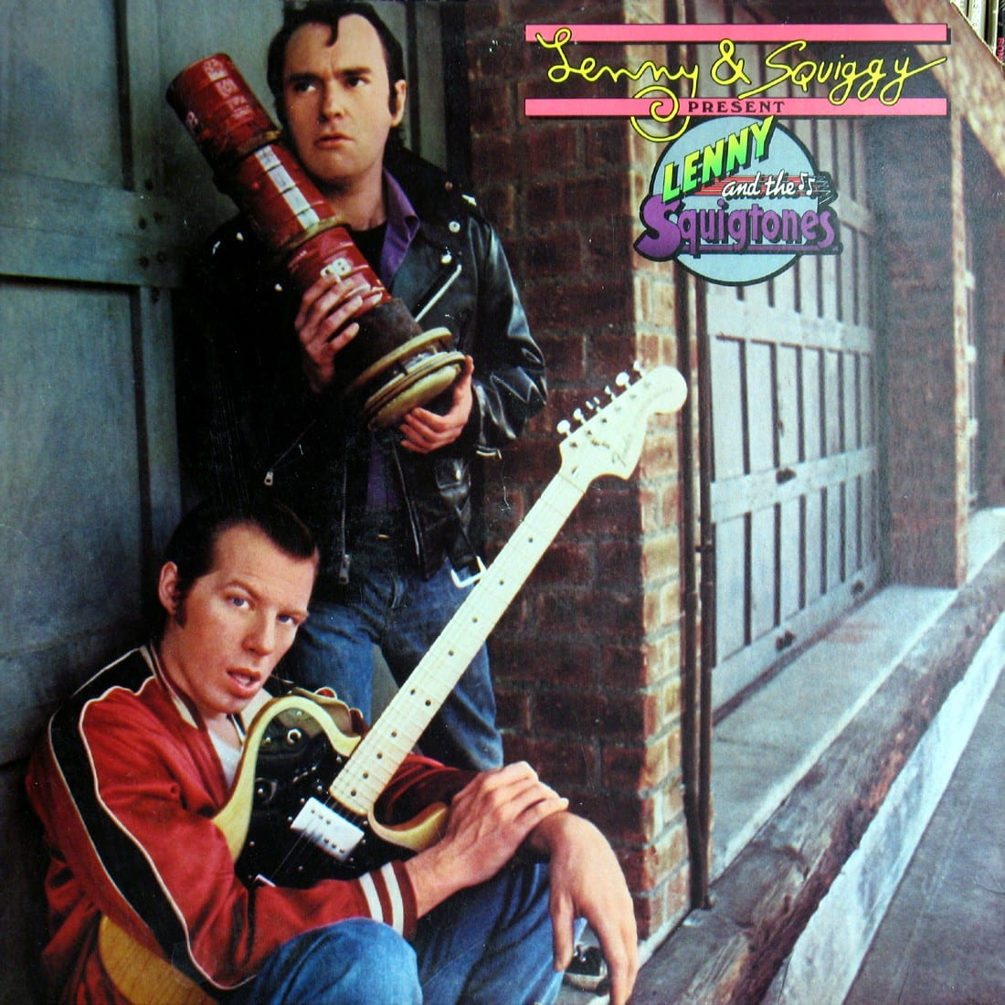 Lenny And The Squigtones - Lenny & Squiggy Present Lenny And The Squigtones (EXPANDED EDITION) (1979) CD 8